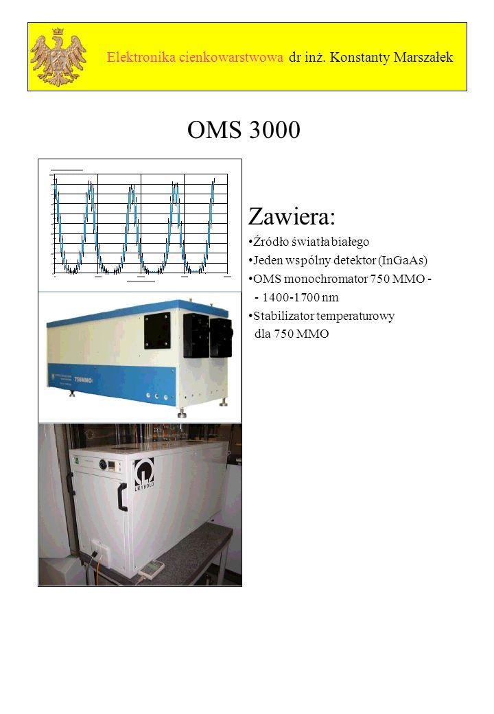 Elektronika cienkowarstwowa dr inż.