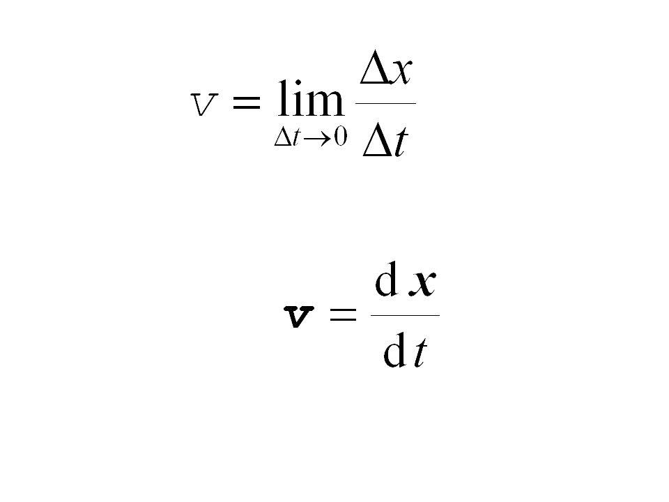 Dyskutując ruch po linii prostej możemy operować liczbami, a nie wektorami, bo mamy do czynienia z wektorami równoległymi.