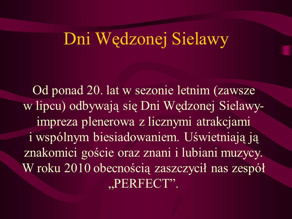 Dni Wędzonej Sielawy Od ponad 20.