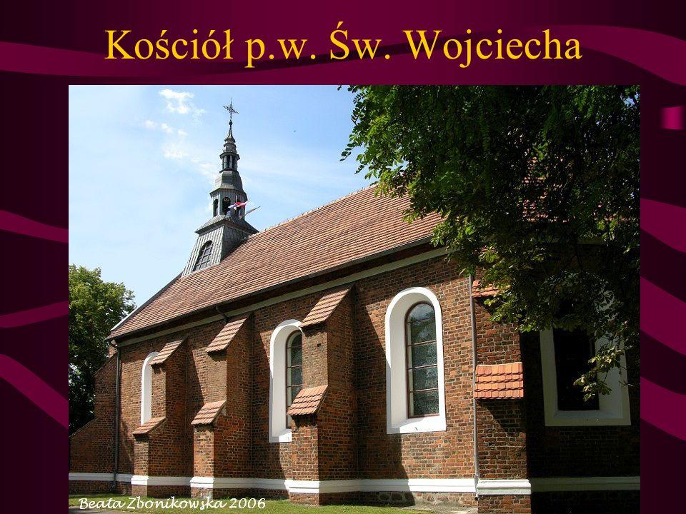 Kościół p.w. Św. Wojciecha