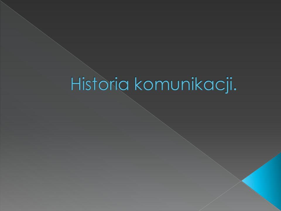KONIEC http://tech.wp.pl/gid,13599523,img,13600061,page,2,title,Jak-kiedys-radzono-sobie-bez-telefonu- komorkowego,galeria.html?ticaid=111b58 http://histmag.org/Komunikacja-od-mowy-do-Internetu-744