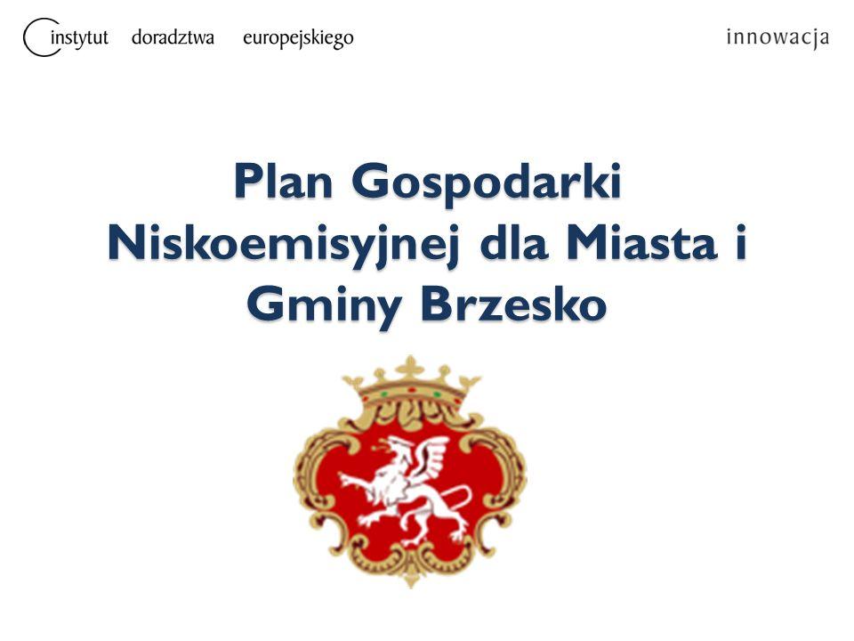 Plan Gospodarki Niskoemisyjnej dla Miasta i Gminy Brzesko