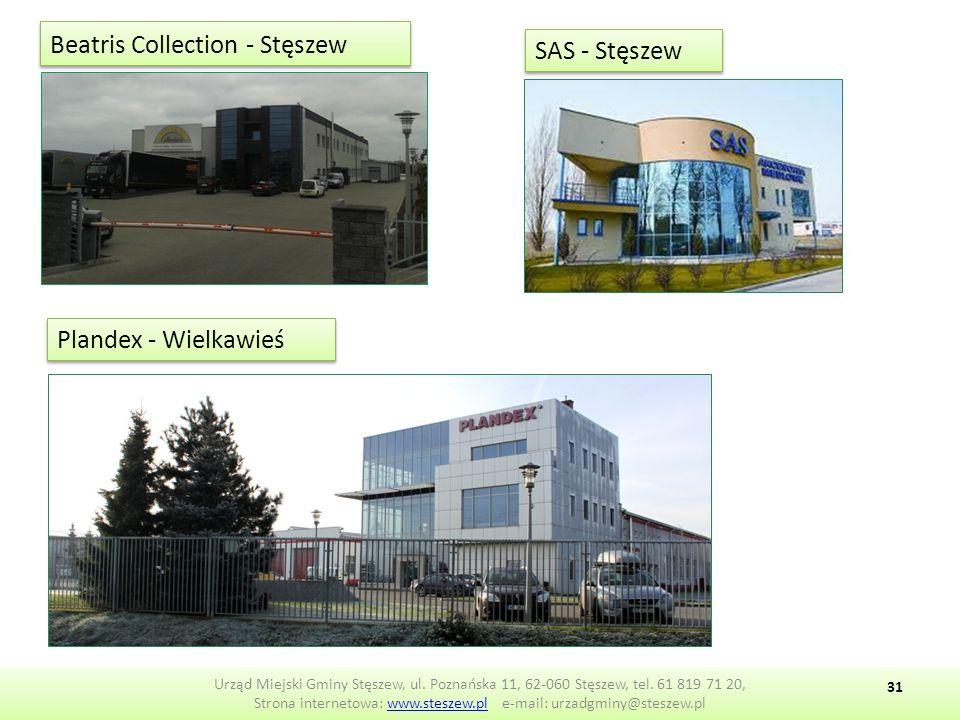 Beatris Collection - Stęszew Urząd Miejski Gminy Stęszew, ul.