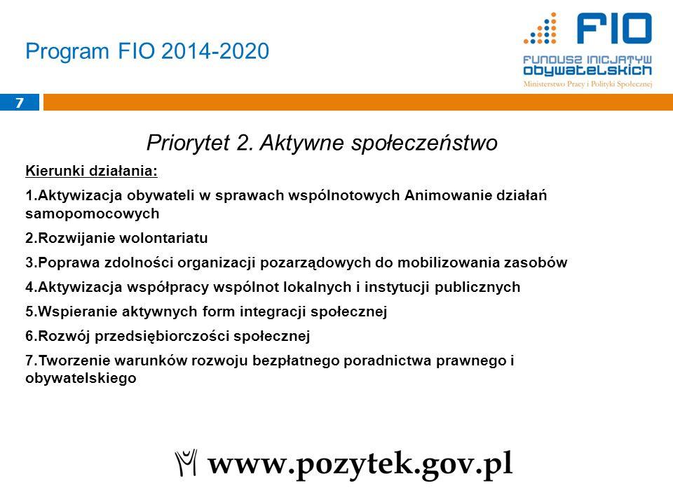 FIO 2016 - omówienie Regulaminu 10.