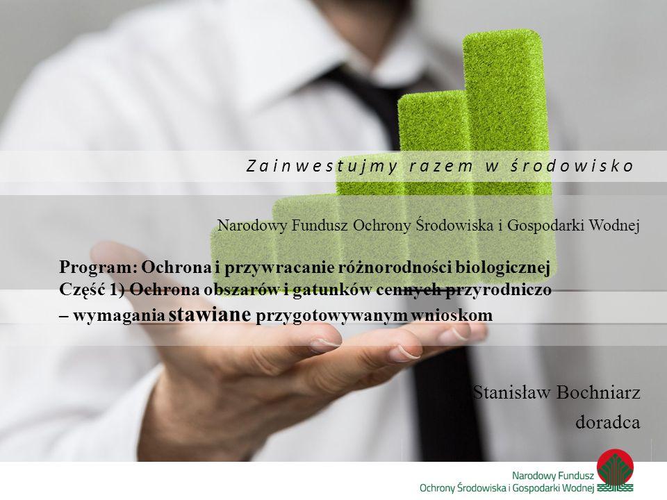 Zainwestujmy razem w środowisko ZWALCZANIE BARSZCZU SOSNOWSKIEGO Zgodnie z w.w.