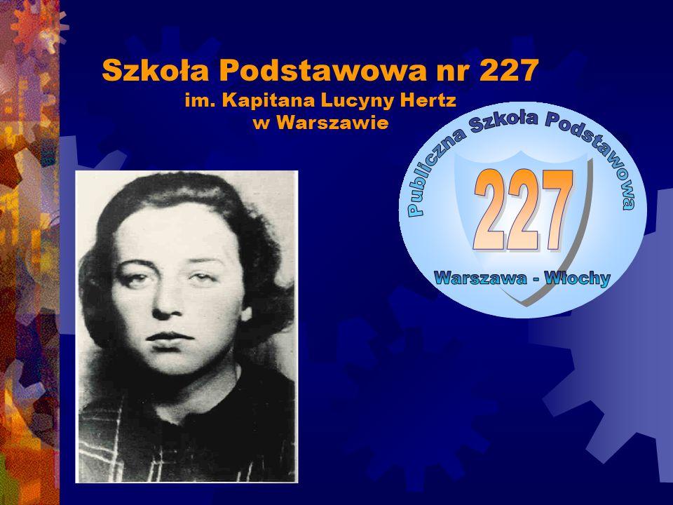 Szkoła Podstawowa nr 227 im. Kapitana Lucyny Hertz w Warszawie
