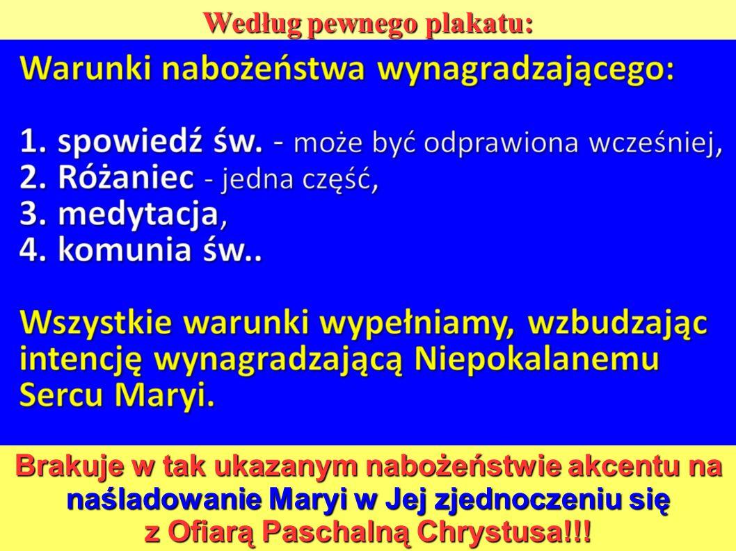 Święty Jan Paweł II powiedział w Fatimie w 2000 r....