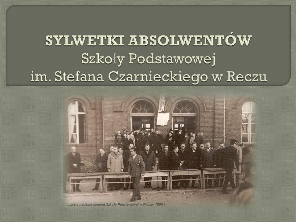 Agnieszka St ę pniak Szkołę podstawową ukończyła w 1995 roku.