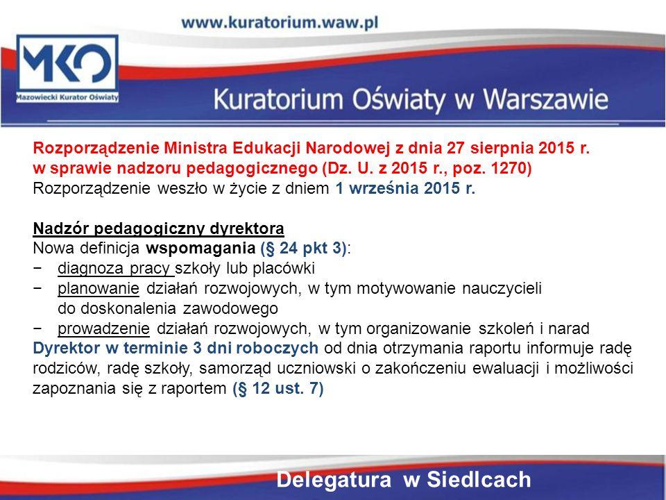 Kwalifikacje nauczycieli: obowiązuje rozporządzenie Ministra Edukacji Narodowej z dnia 12 marca 2009 r.