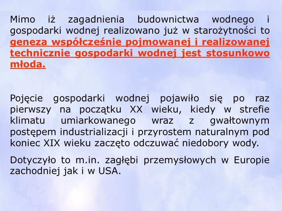 W tym samym czasie problemy z wodą pojawiły się również na Górnym Śląsku.