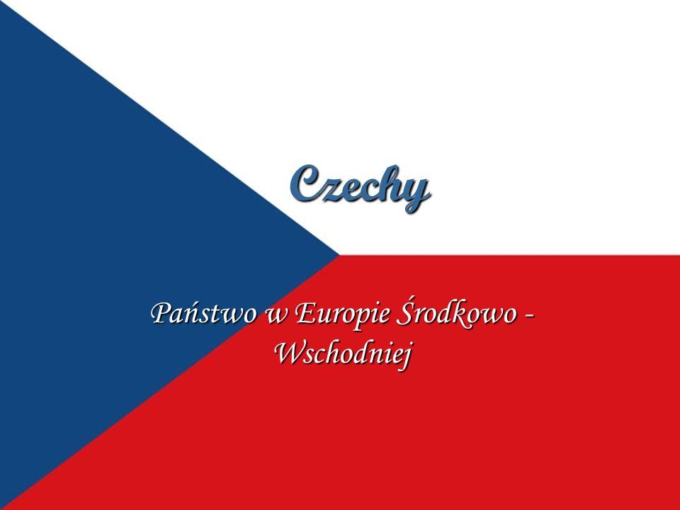 Spis treści (1) Godło Czech Mapa Czech Położenie w Europie Historia Czech (1) Historia Czech (2) Historia Czech (3) Historia Czech (4) Historia Czech (5) Czasy współczesne (1) Czasy współczesne (2) Stolica Czech – Praga (1) Stolica Czech – Praga (2)