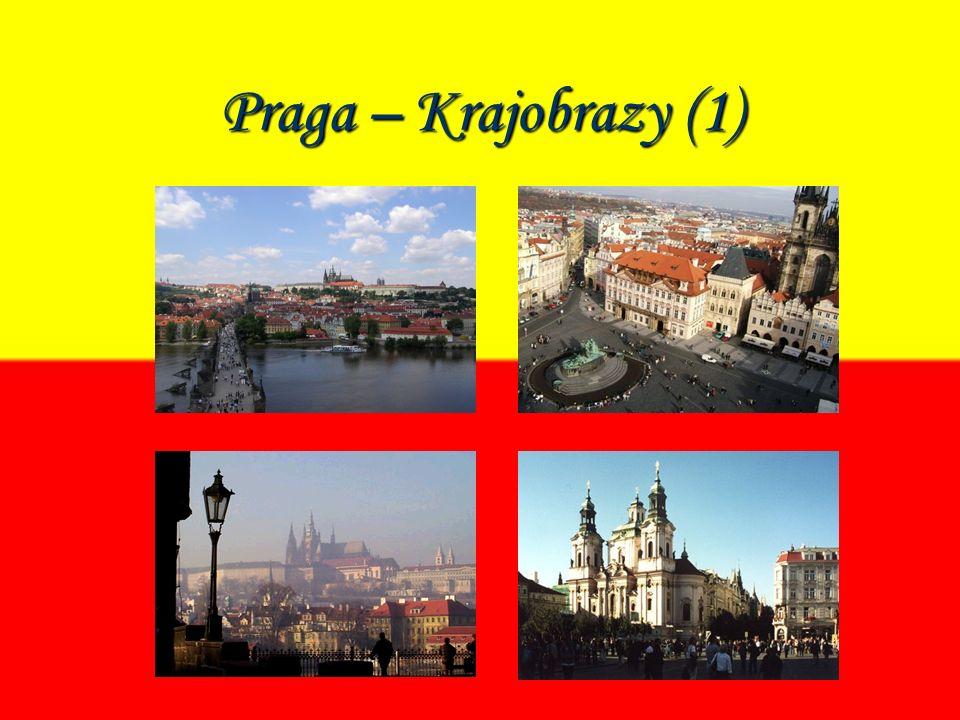 Praga – Krajobrazy (1)