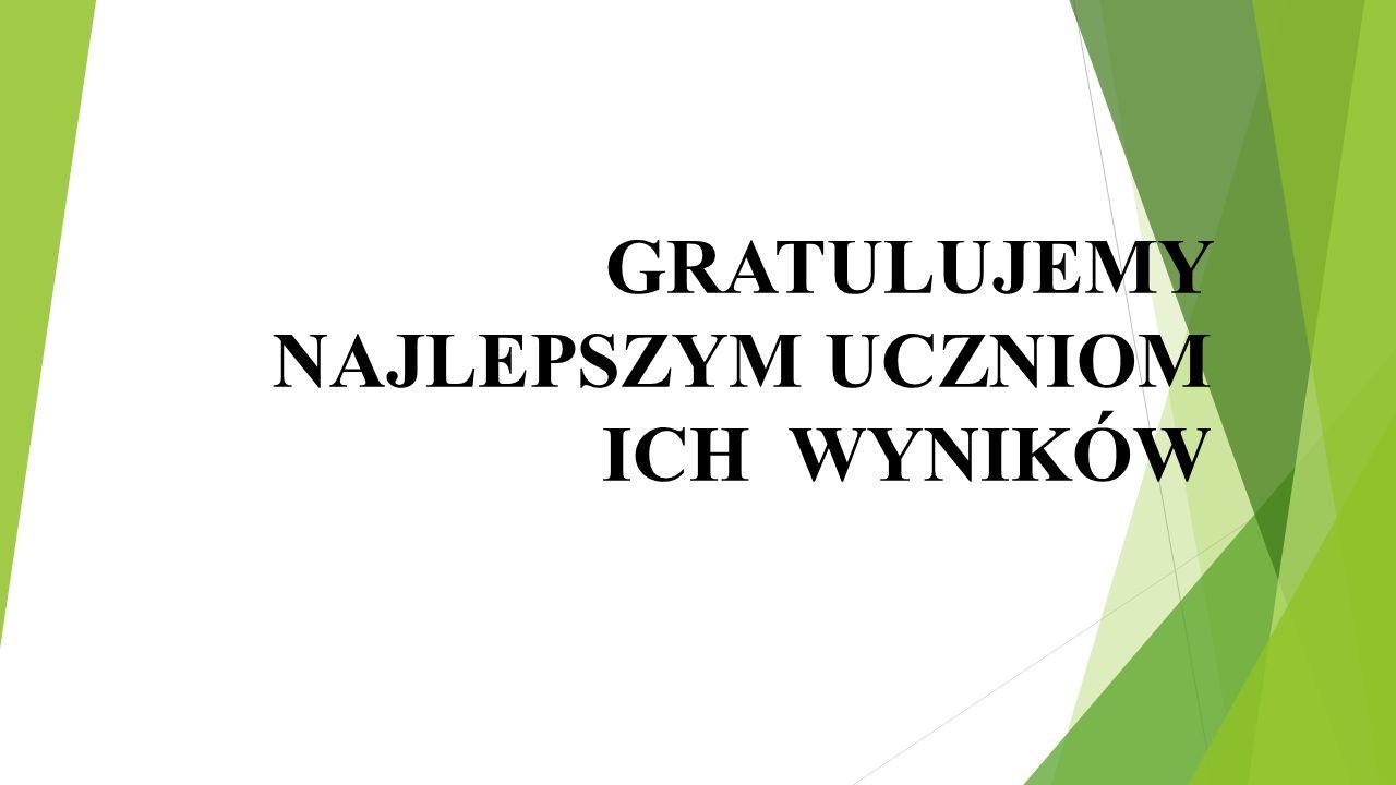 Klasa IIIa wychowawca p. Lilla Wlaź Średnia klasy 3,7 Średnia frekwencja 89%