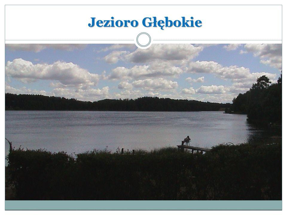Jezioro Głębokie Jezioro Głębokie