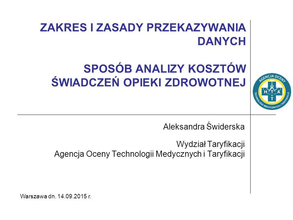 Posiedzenie Rady Przejrzystości, Warszawa, dnia 26 stycznia 2015 r. 12 Dziękuję za uwagę