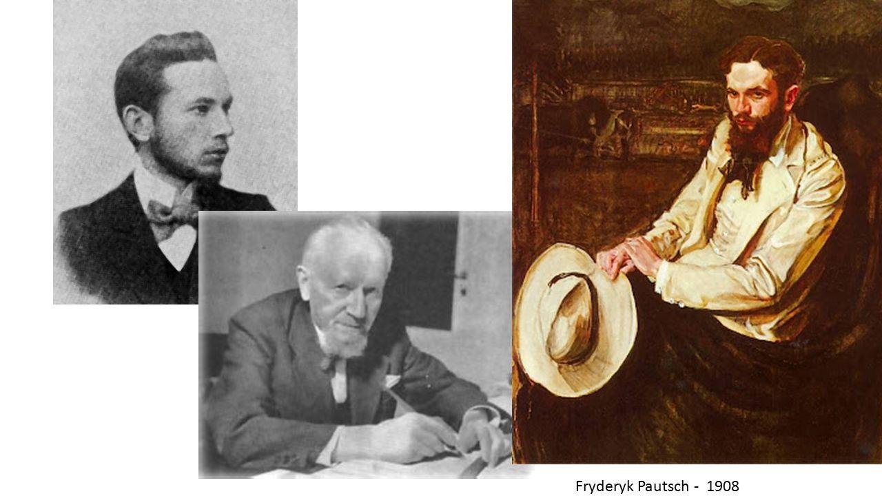 Fryderyk Pautsch - 1908