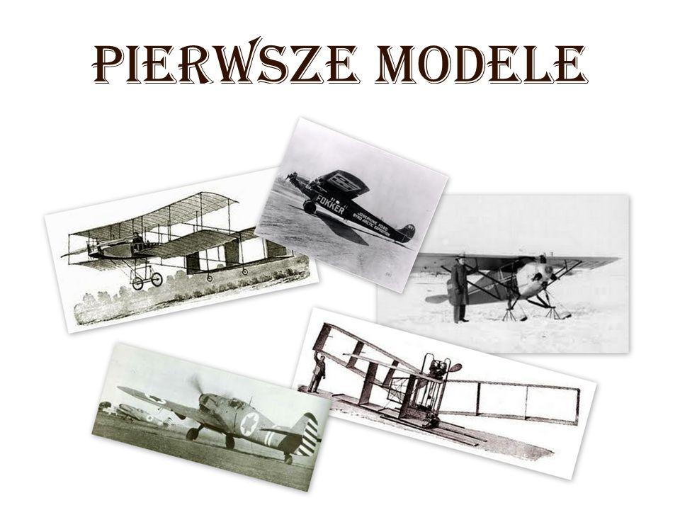 PIERWSZE MODELE