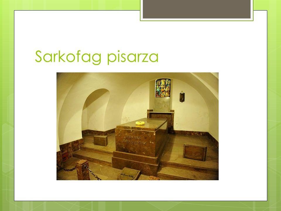 Sarkofag pisarza