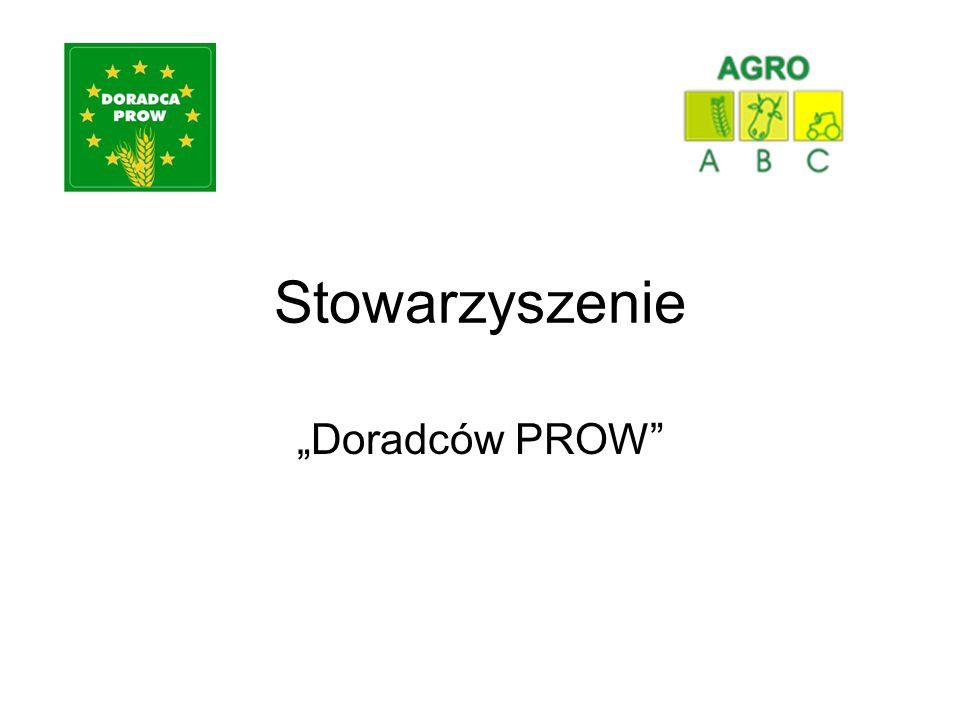 """Stowarzyszenie """"Doradców PROW"""