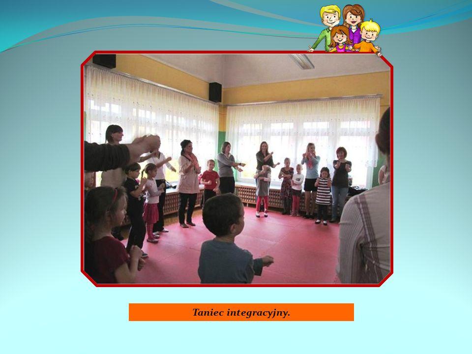 Taniec integracyjny.