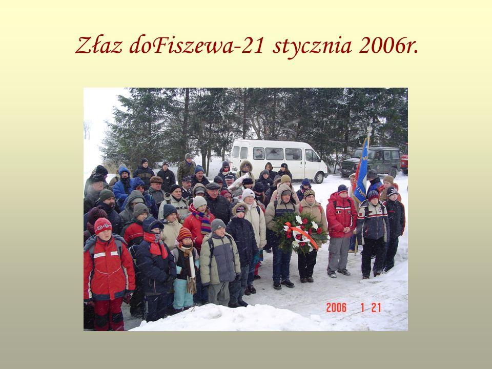 Złaz doFiszewa-21 stycznia 2006r.