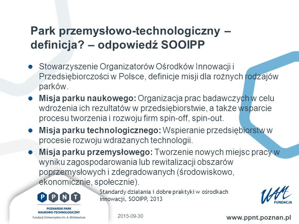 Transfer technologii.Do kogo. Kategorie MSP wg.