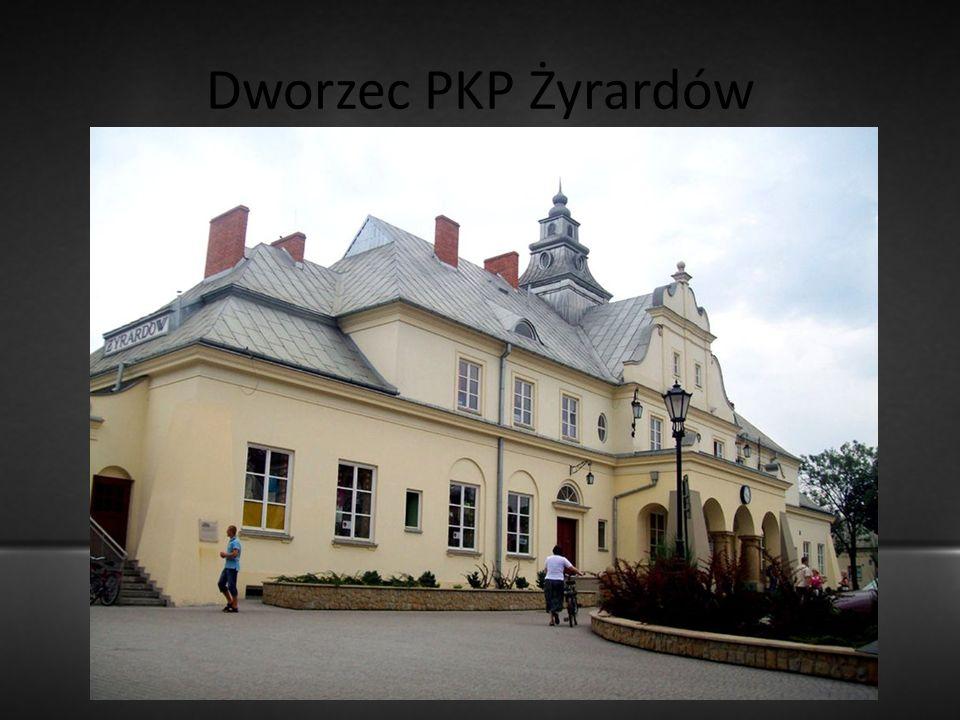 Dworzec PKP Żyrardów