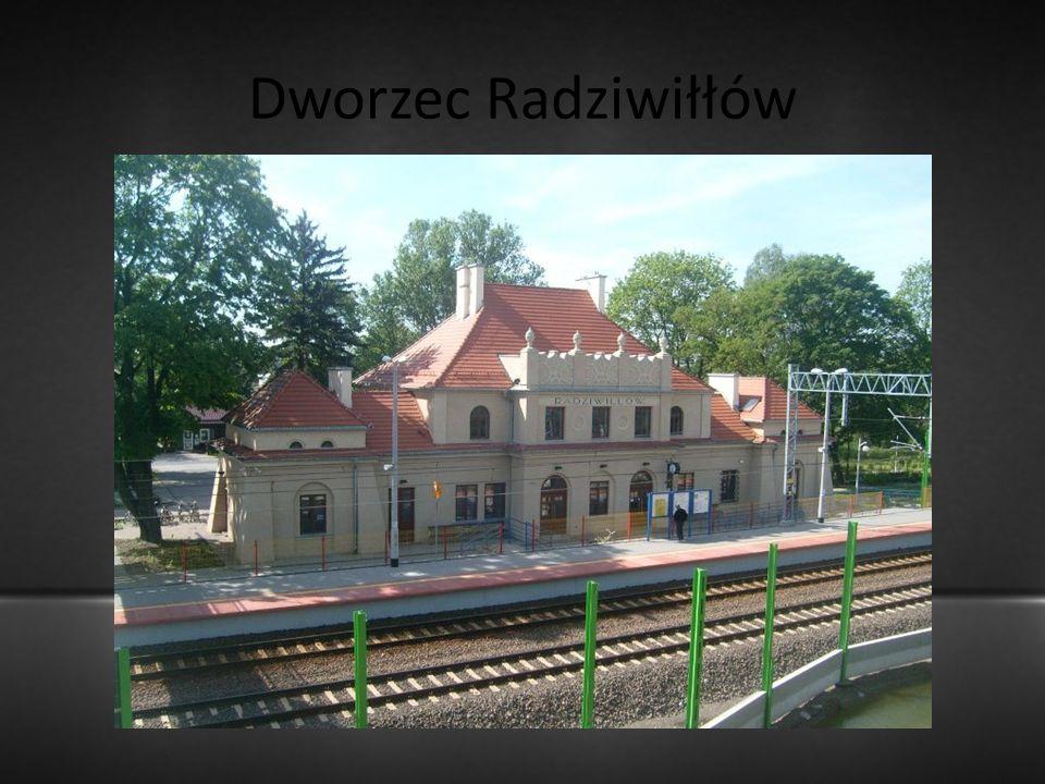Dworzec Radziwiłłów
