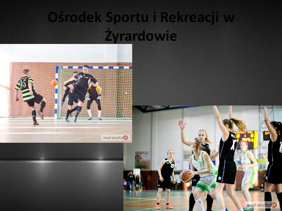 Ośrodek Sportu i Rekreacji w Żyrardowie