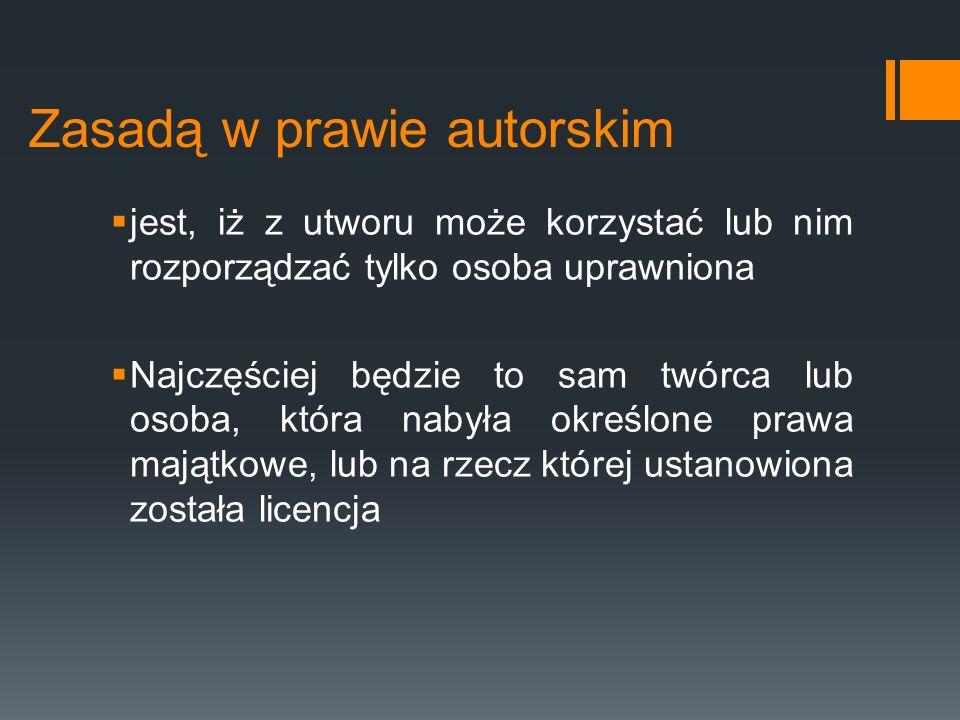 Zgodnie z prawem autorskim użytkownik programu może: 1.korzystać z niego na jednym stanowisku komputerowym (chyba, że zakupiono licencję grupową, sieciową, obszarową lub inną) 2.utworzyć jedną kopię zapasową 3.korzystać z porad technicznych oraz wskazówek