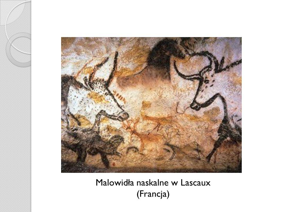 Petroglify To pierwsze środki mnemotechniczne – narzędzia służące do pomocy w zapamiętywaniu np.