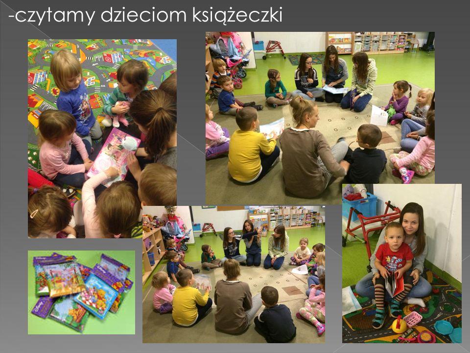-czytamy dzieciom książeczki