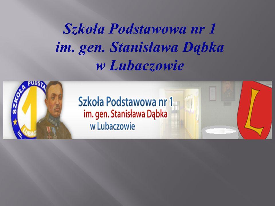 Szkoła Podstawowa nr 1 im. gen. Stanisława Dąbka w Lubaczowie