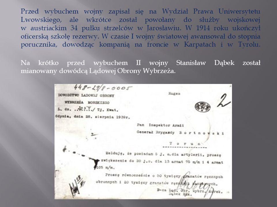 Przed wybuchem wojny zapisał się na Wydział Prawa Uniwersytetu Lwowskiego, ale wkrótce został powołany do służby wojskowej w austriackim 34 pułku strz