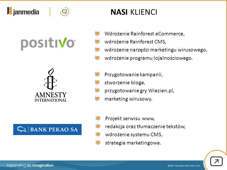 Projekt i stworzenie serwisu BIP, audyt usability i accesibility, biuro prasowe online, kanały RSS, Analiza usability, kreacje graficzne, stworzenie serwisu Kontostudent.pl, kampanie reklamowe.