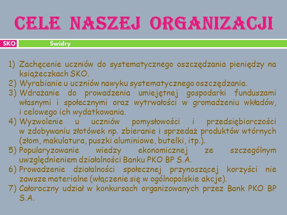 SKO Świdry Data: Zasięg: Cel: Opis działań: Efekty: 22.12.2013r.