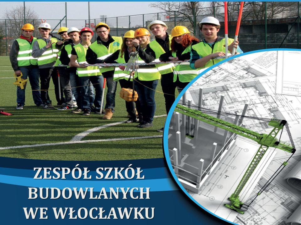 Od ponad 50 lat kształcimy fachowców Współpracujemy z: Centrum Doskonalenia i Edukacji, które współpracuje z lokalnymi firmami Zespół Szkół Budowlanych we Włocławku www.zsb.wloclawek.pl
