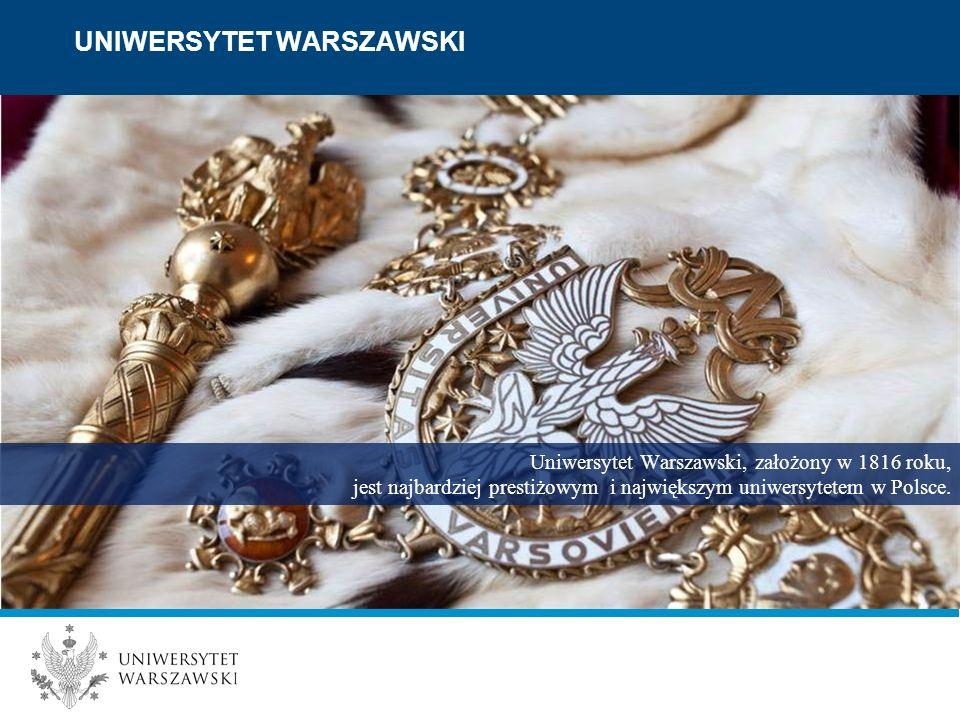 Biblioteka Uniwersytecka, usytuowana tuż przy Wiśle, posiada jeden z trzech największych księgozbiorów naukowych i uczelnianych w Polsce.