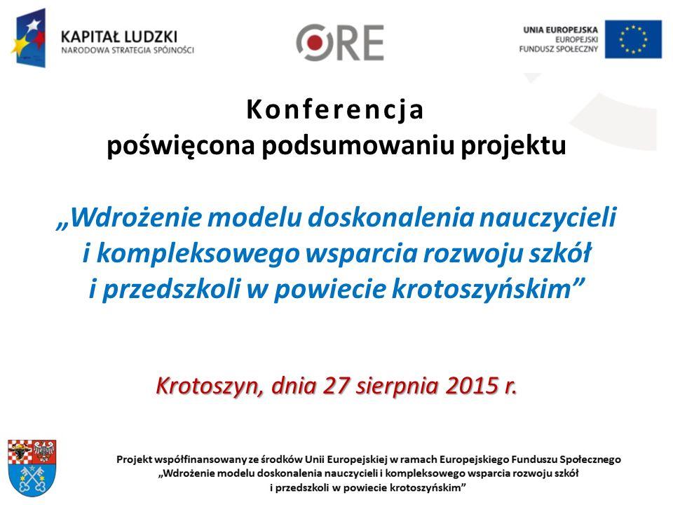 Krotoszyn, dnia 27 sierpnia 2015 r.