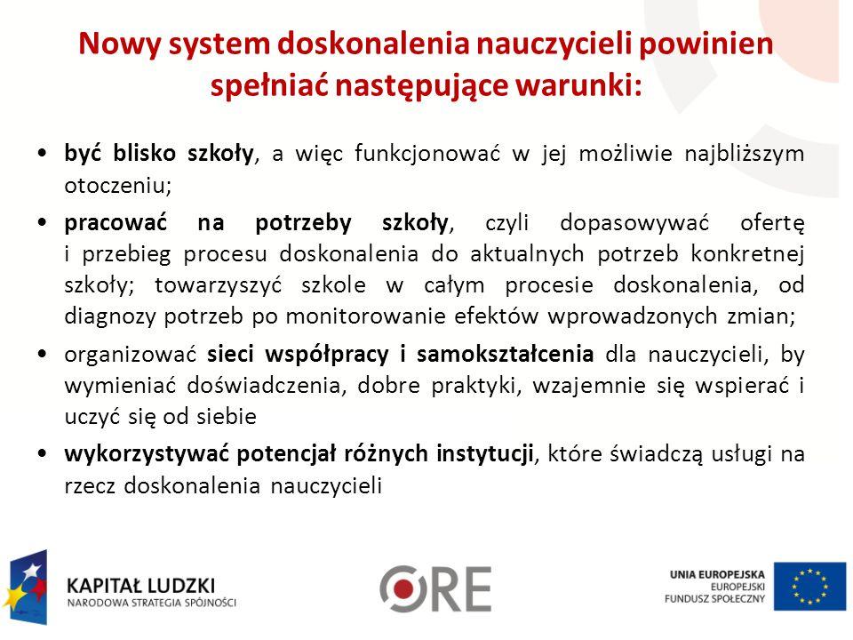 Powiat Krotoszyński – beneficjent Placówka doskonalenia nauczycieli Biblioteka pedagogiczna Poradnia psychologiczno- pedagogiczna SZKOŁA PRZEDSZKOLE