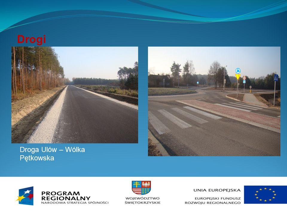 Drogi Droga Ulów – Wólka Pętkowska
