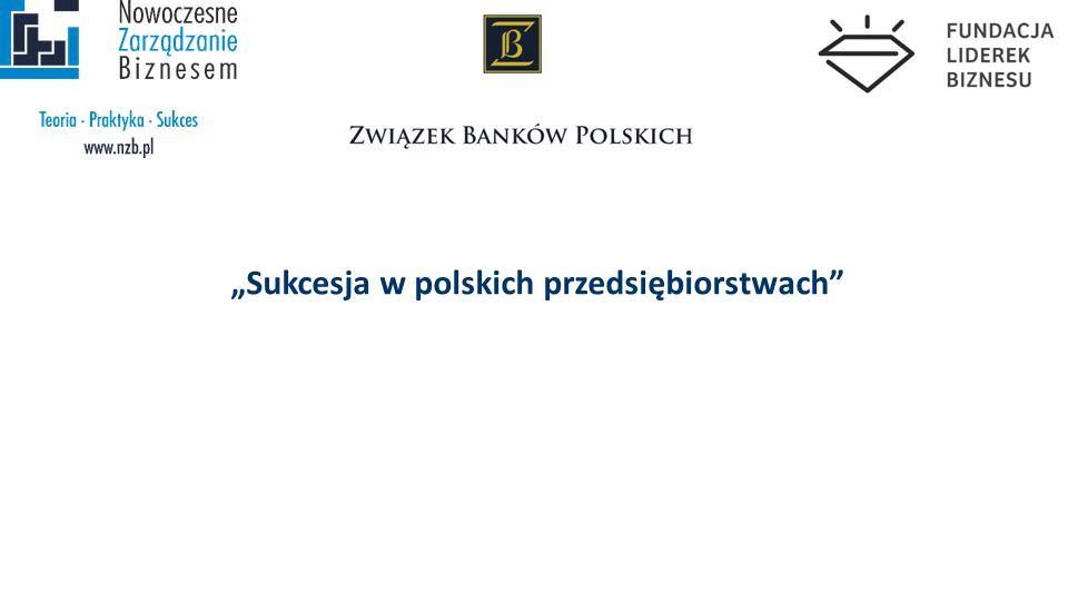 """""""Sukcesja w polskich przedsiębiorstwach"""""""