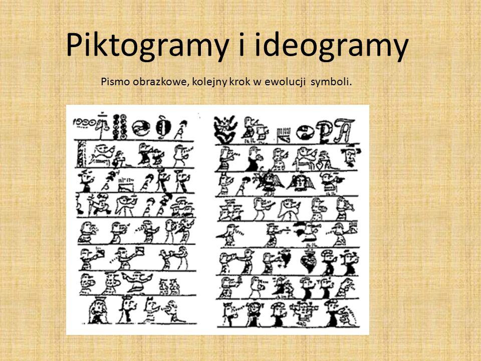 Pismo alfabetyczne Najstarszy znany nam dziś przykład alfabetu datuje się na 2000 p.n.e.