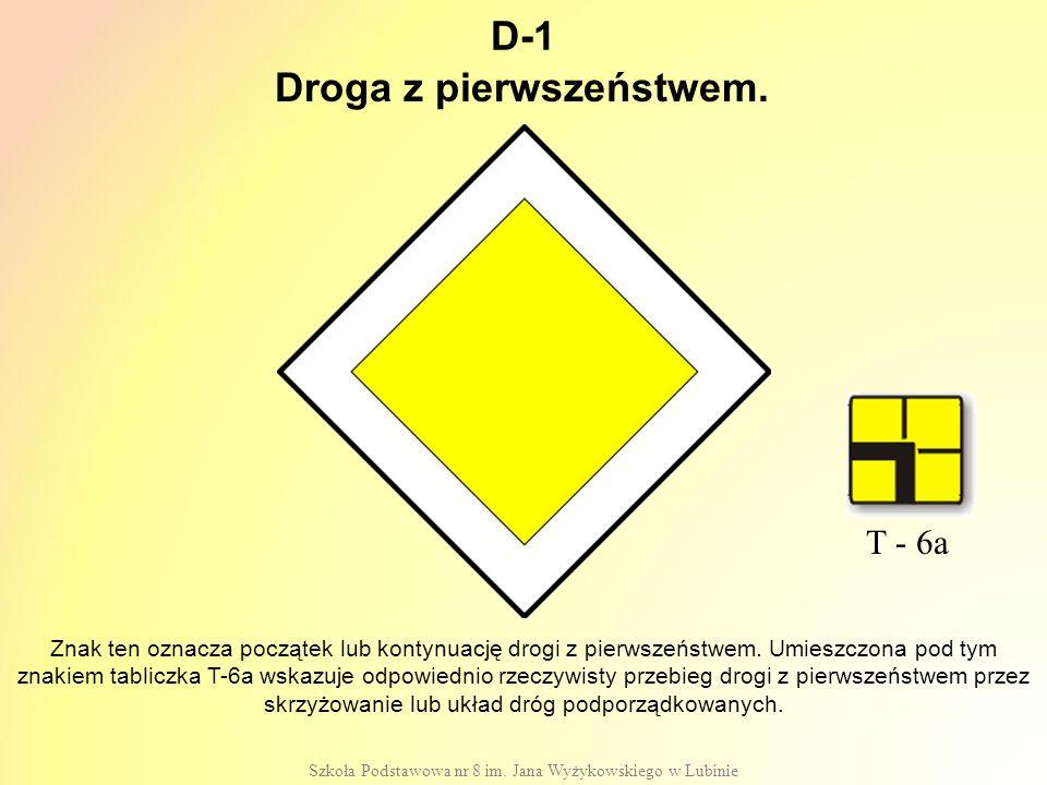 D-1 Szkoła Podstawowa nr 8 im.