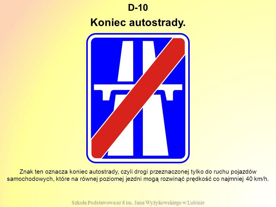 D-10 Szkoła Podstawowa nr 8 im.