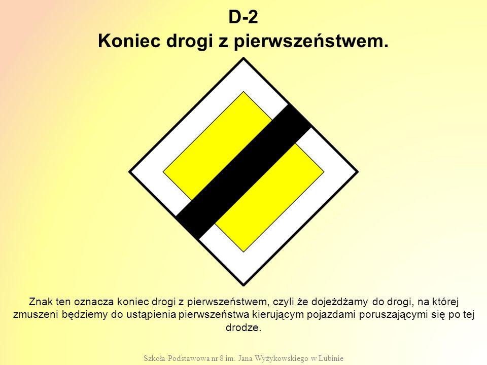 D-2 Szkoła Podstawowa nr 8 im.