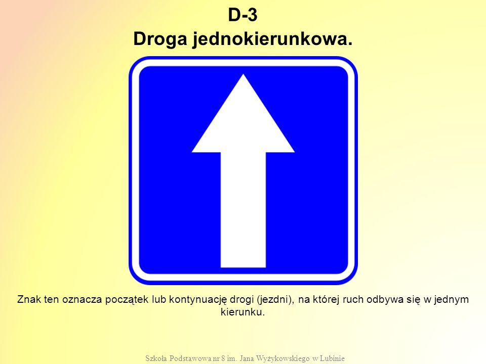D-3 Szkoła Podstawowa nr 8 im.