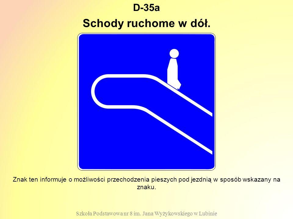 D-35a Szkoła Podstawowa nr 8 im.