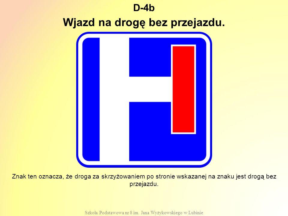 D-5 Szkoła Podstawowa nr 8 im.