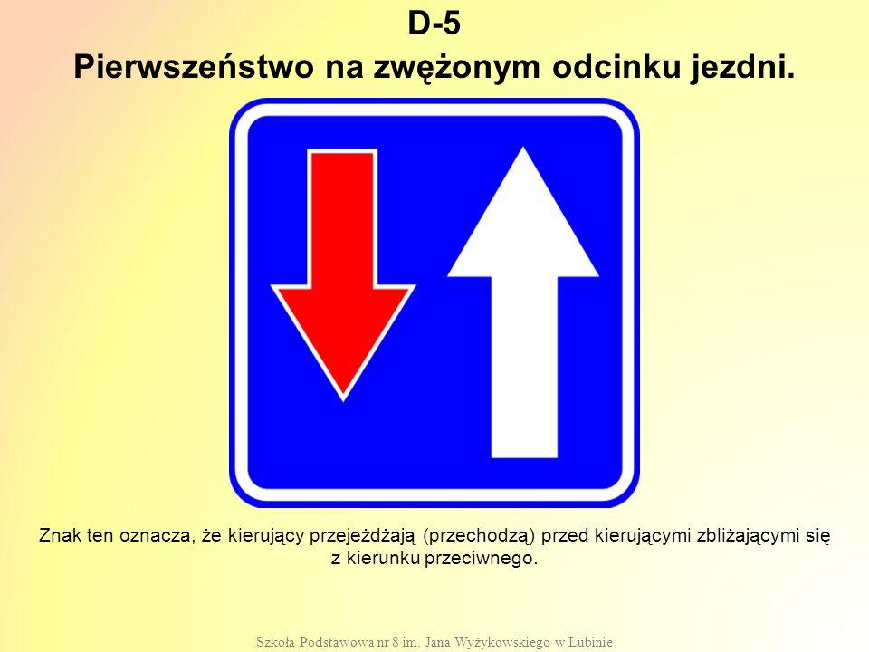 D-6 Szkoła Podstawowa nr 8 im.
